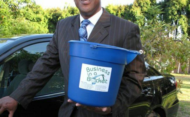 Kevin Jones, CEO – Business in a Bucket