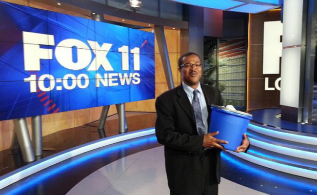 Kevin Jones on Fox11 News